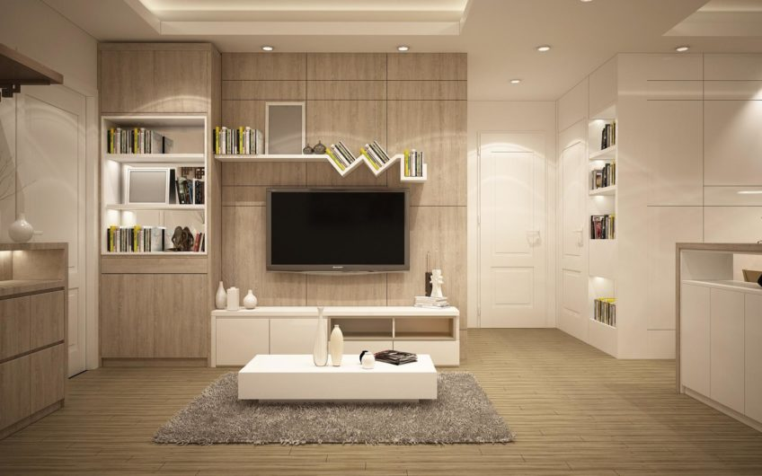Simple small apartment