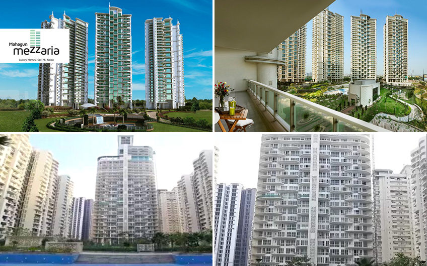 Mahagun Mezzaria at Sector 78, Noida