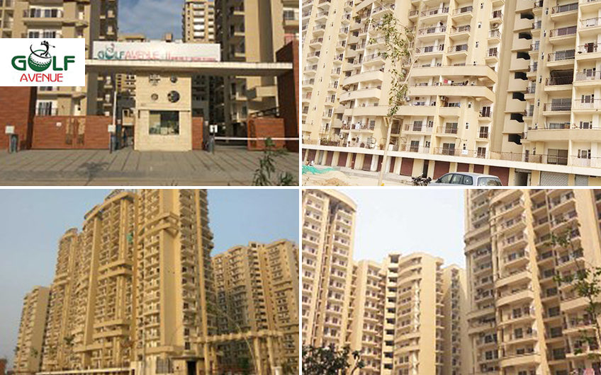 Ready to Move Apartment at Aims Golf Avenue 2 Sector 75 Noida