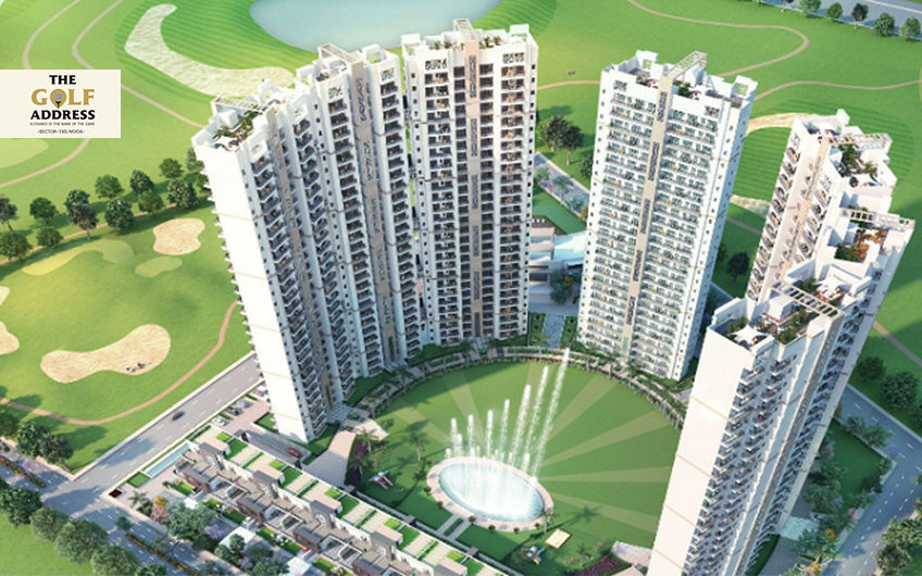 The Antriksh Group Unveils Antariksh Golf Address