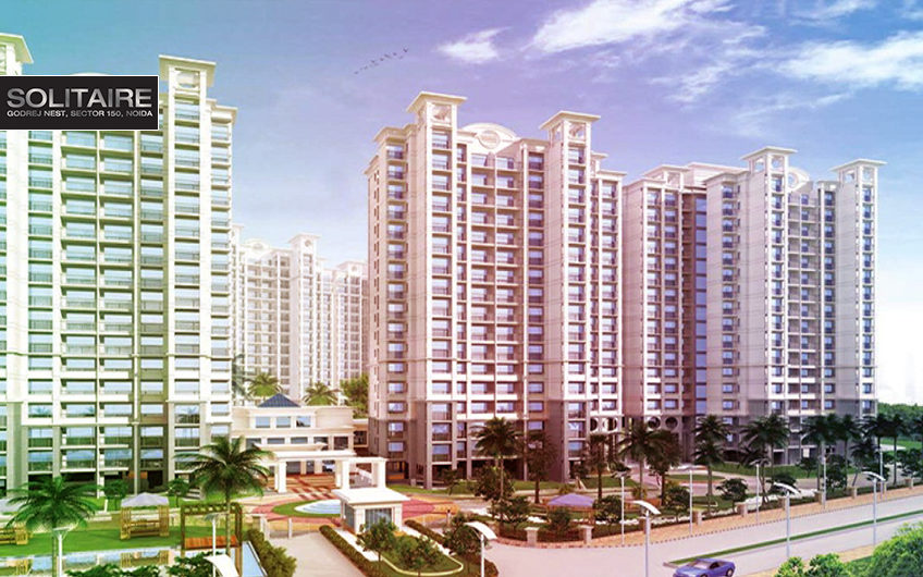 Godrej Solitaire 3 and 4 BHK Luxurious Apartments